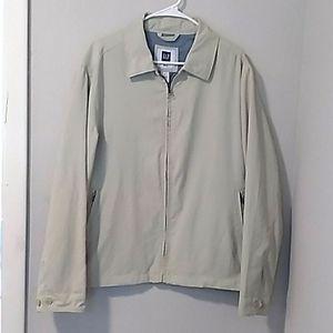 Gap Mens Zip up Jacket. Sz Medium NWT